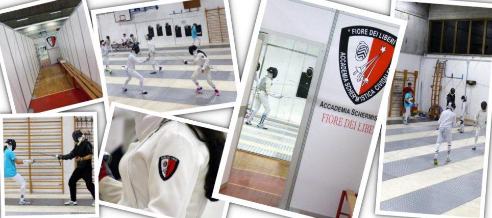 Sala Scherma Cividale del Friuli (Udine - FVG)